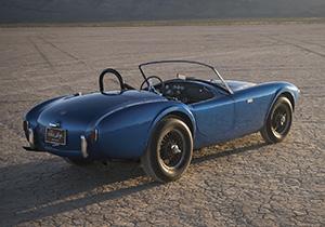 Shelby CSX 2000 1962 en subasta