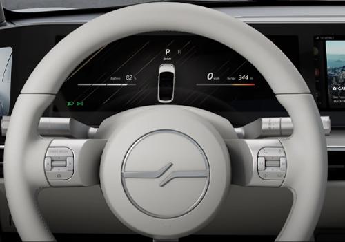 Sony Vision-S vehículo diseño interior