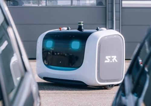 Stan, el robot autonomo