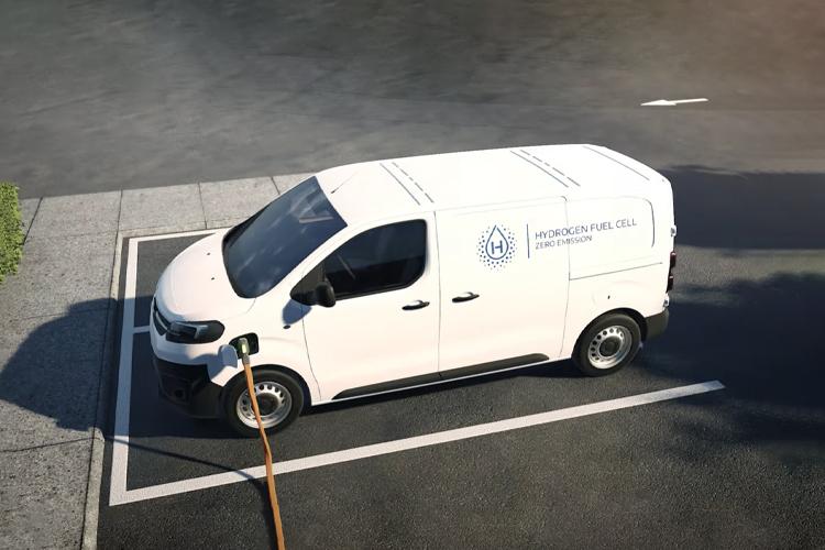 Stellantis estrena nuevo sistema de pilas de combustible hidrógeno modelos carrocería autonomia