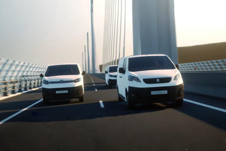 Stellantis estrena nuevo sistema de pilas de combustible hidrógeno modelos carrocería