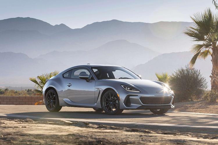 Subaru BRZ totalmente renovado tecnología innovaciones modelos