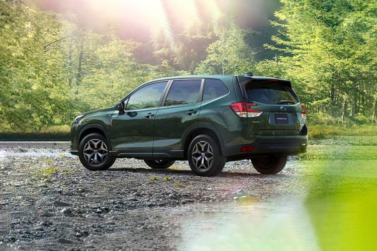 Subaru Forester 2022 rediseñado estrena facelift acabados variantes diseño equipamiento