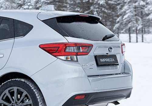 Subaru Impreza calaveras