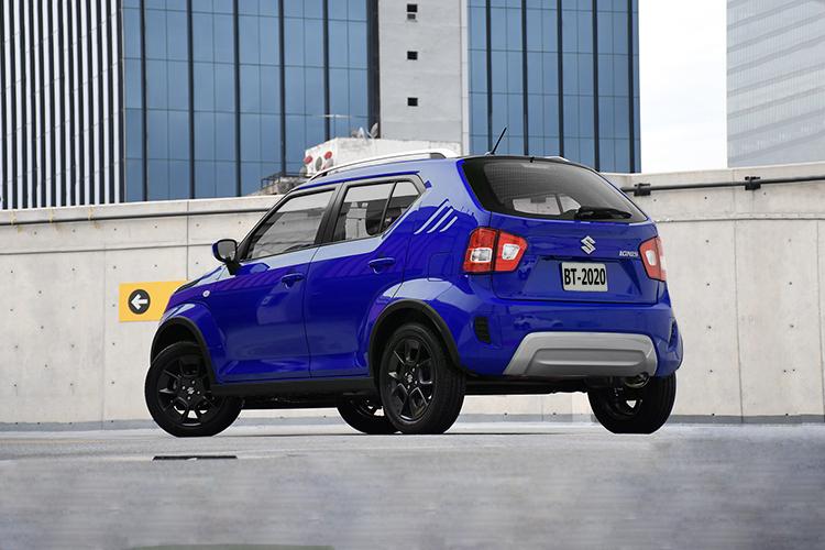 Suzuki Ignis 2021 diseño