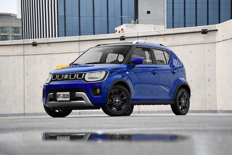 Suzuki Ignis 2021 tecnología