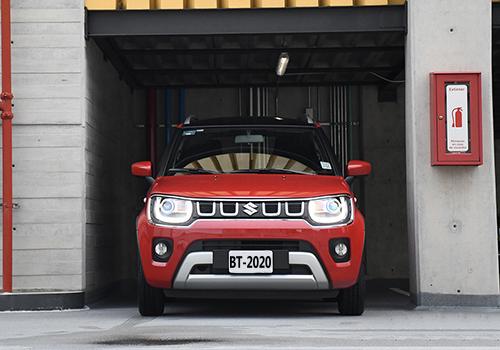 Suzuki Ignis 2021 versiones GL y GLX