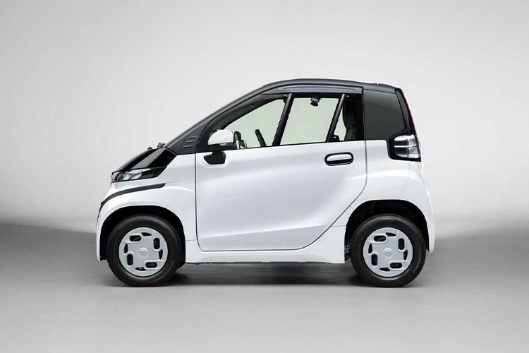 Toyota C+Pod, el próximo totalmente eléctrico - 150 kilómetros de autonomía