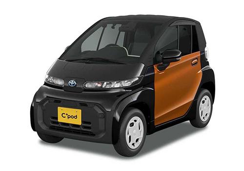 Toyota C+Pod, el próximo totalmente eléctrico - diseño equipamiento tecnología versiones