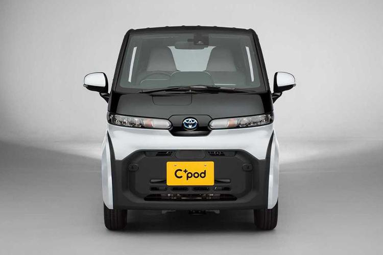Toyota C+Pod, el próximo totalmente eléctrico - equipamiento