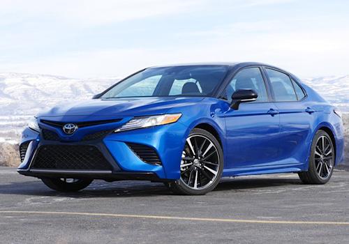 Toyota Camry 2020 descuentos