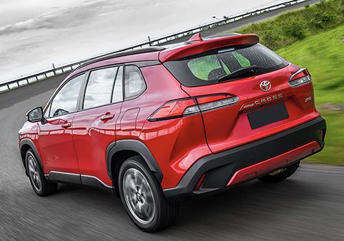 carrocería SUV potencia variantes tecnologia innovaciones