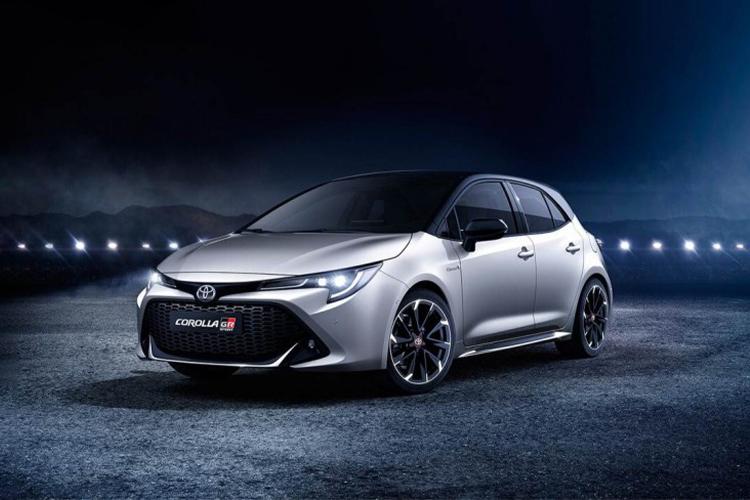Toyota GR Corolla con potencia de 300 hp espacio equipamiento desempeño