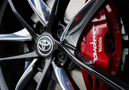 Toyota GR Supra 2021 tecnologia