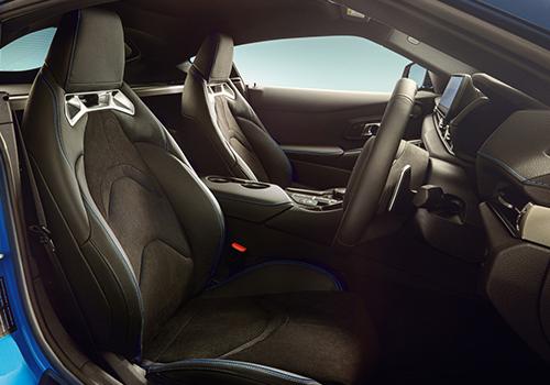 Toyota GR Supra RZ Horizon Blue Edition más potente