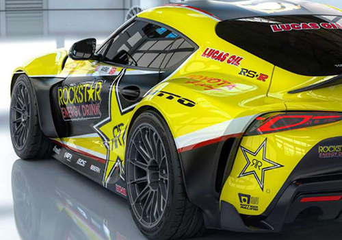 Toyota GR Supra de Papadakis Racing desempeño