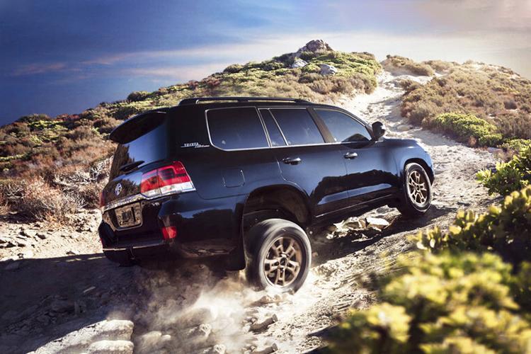 Toyota Land Cruiser se va de Norteamérica - modelos ventas