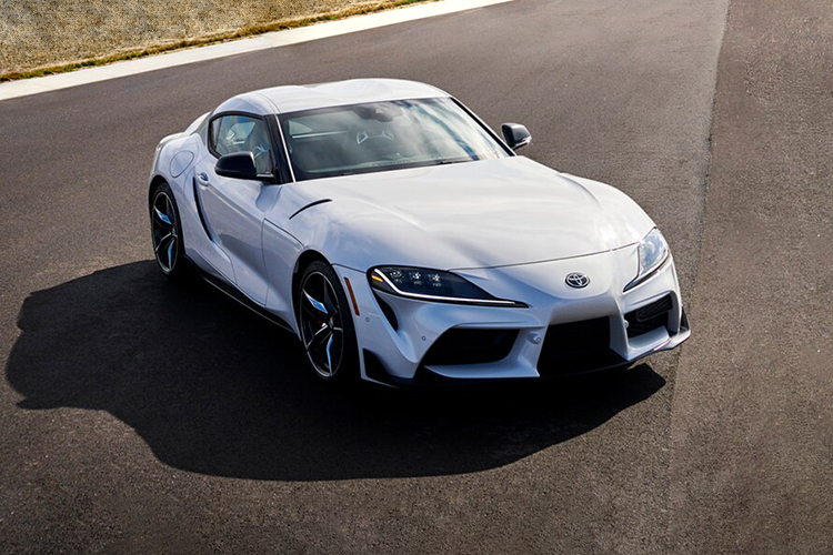 Toyota Supra 2021 hypercar desempeño