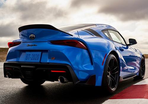 Toyota Supra 2021 superdeportivo biplaza