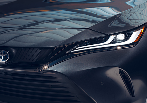 Toyota Venza 2021 faros inteligentes