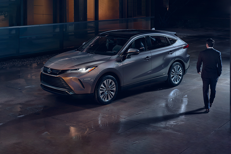 Toyota Venza 2021 maxima tecnologia