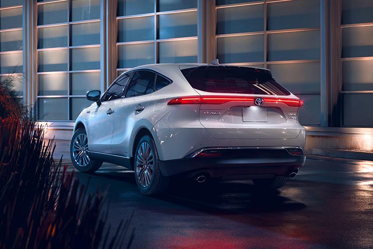 Toyota Venza 2021 modelos