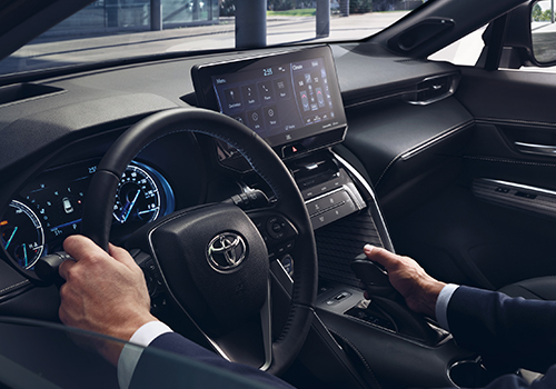 Toyota Venza 2021 tecnologia