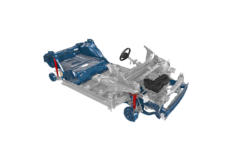 Toyota X Prologue nuevos modelos plataforma modular TNGA GA-B