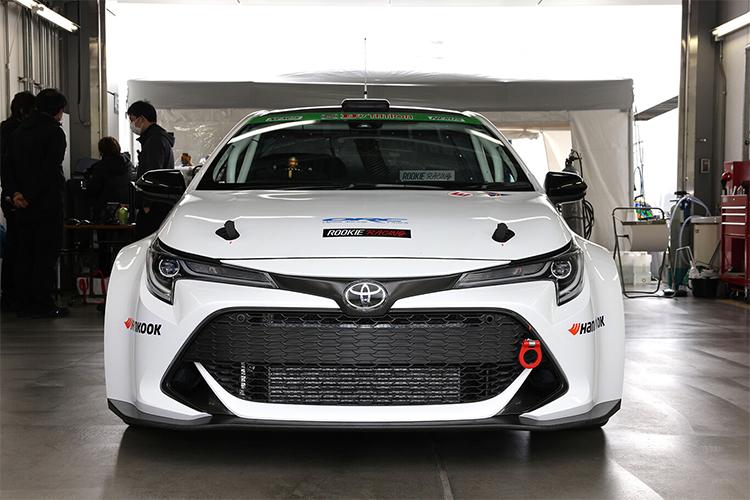 Toyota con motor de hidrógeno nuevo desarrollo cero emisiones tecnología etapa de pruebas
