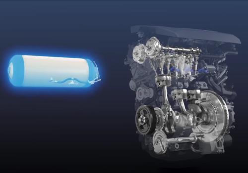 motor de hidrógeno nuevo desarrollo motor de combustibles desempeño innovaciones
