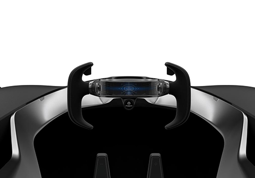 Toyota e-Racer volante