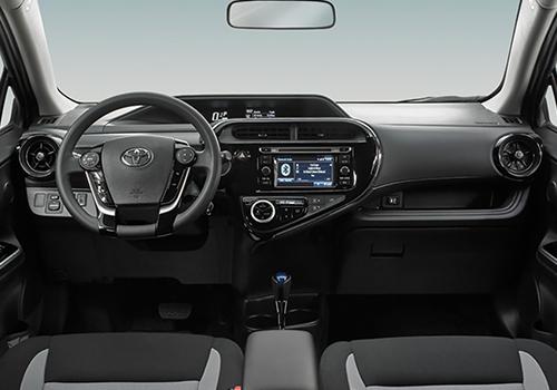 Toyota tendrá dos autos híbridos sistema de infoentretenimiento