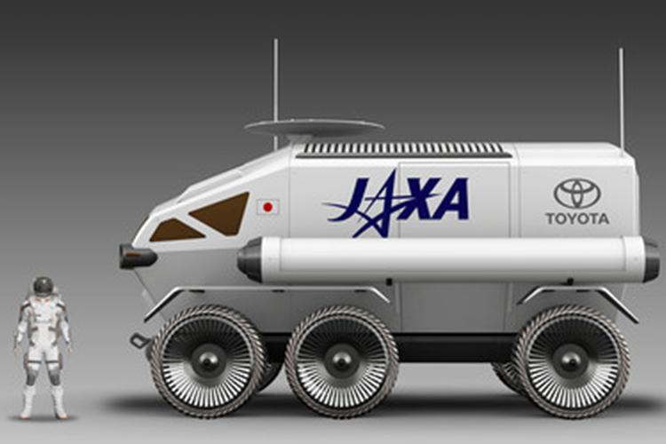 Toyota y JAXA mision la luna en 2030