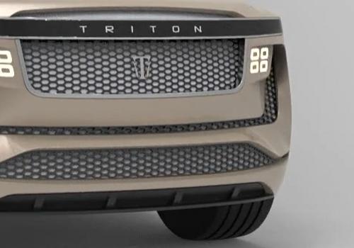 Triton Model H SUV electrica innovaciones