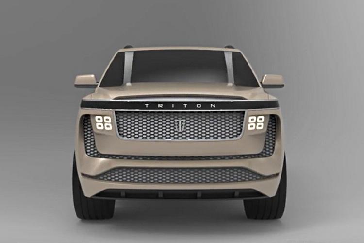 Triton Model H SUV modelo