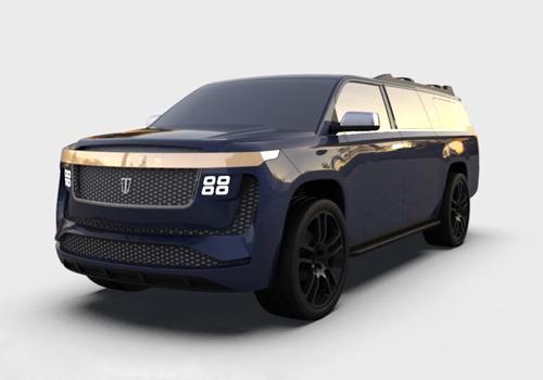 Triton Model H SUV opciones disponibles
