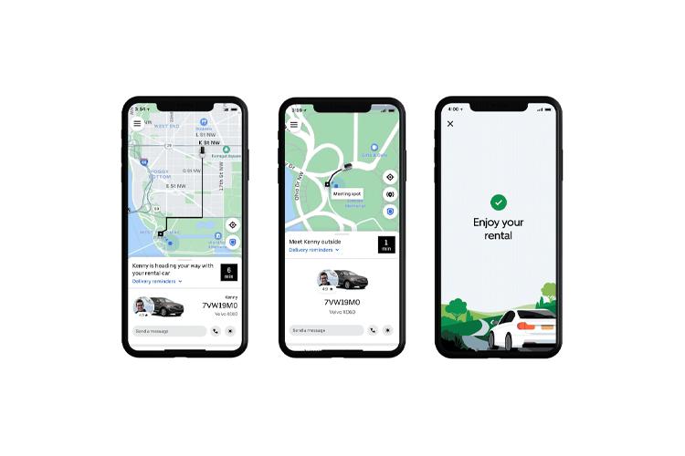 Uber Rent renta de coches en Estados Unidos autos disponibilidad
