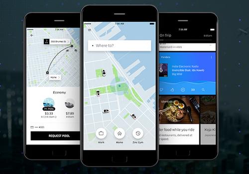 renta de coches en Estados Unidos servicios uber cash