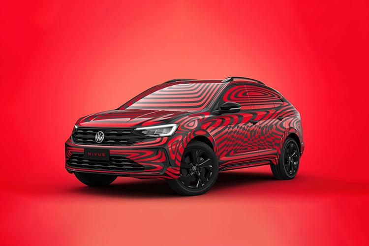 VW Play incorporado en el Volkswagen Nivus