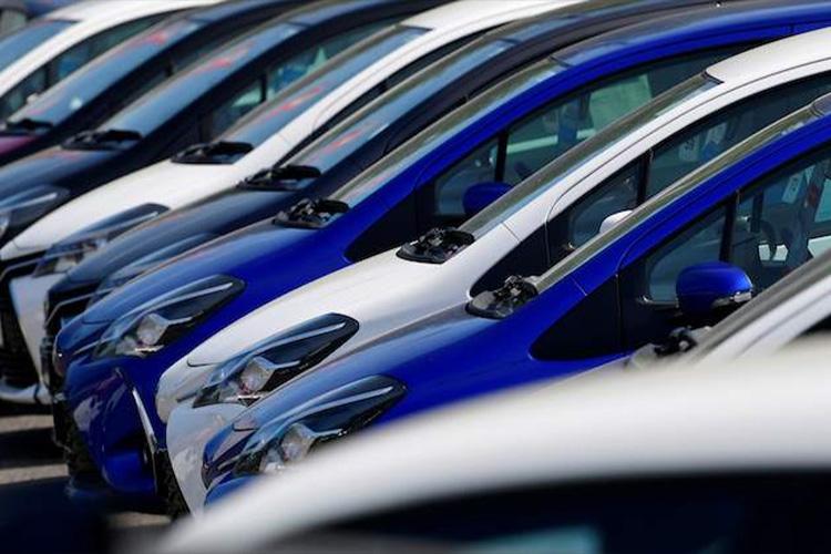 Venta de autos cae 64.5% en Abril 2020 cierre de concesionarias