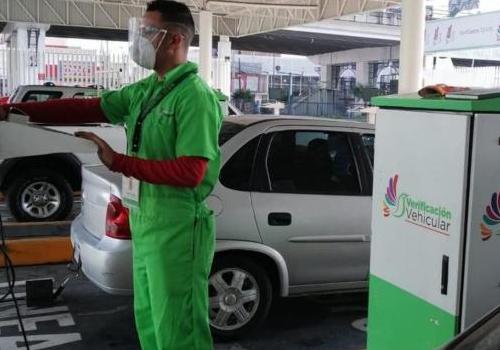 Estado de México 2021 medidas sanitarias autos diagnóstico requisitos cita hologramas