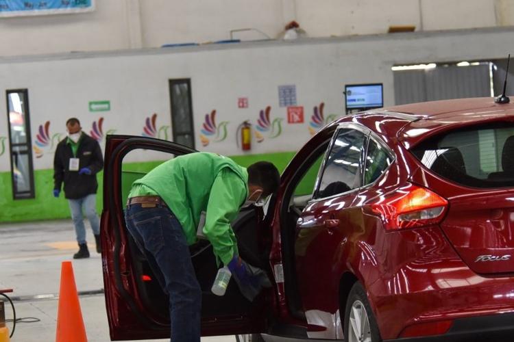 Verificación vehicular Estado de México 2021 precios modelos autos hologramas agenda tu cita