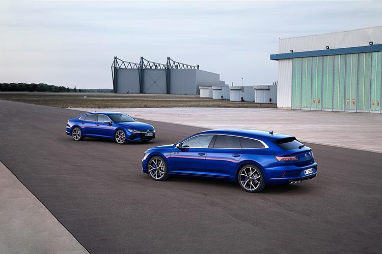 Volkswagen Arteon 2021 con nuevo diseño