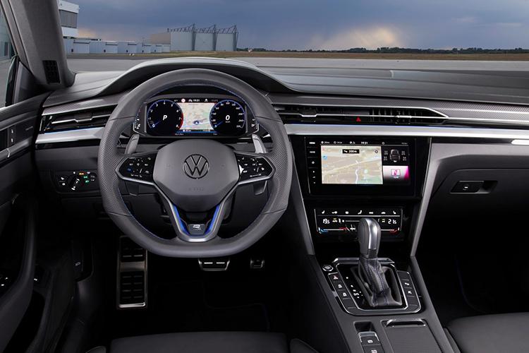 Volkswagen Arteon 2021 sistema de infoentretenimiento