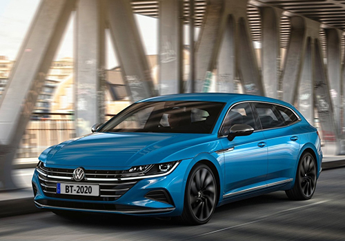 Volkswagen Arteon 2021 tecnologia