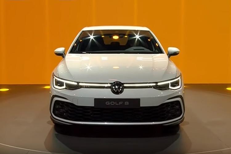 Volkswagen Golf 8 presentacion oficial