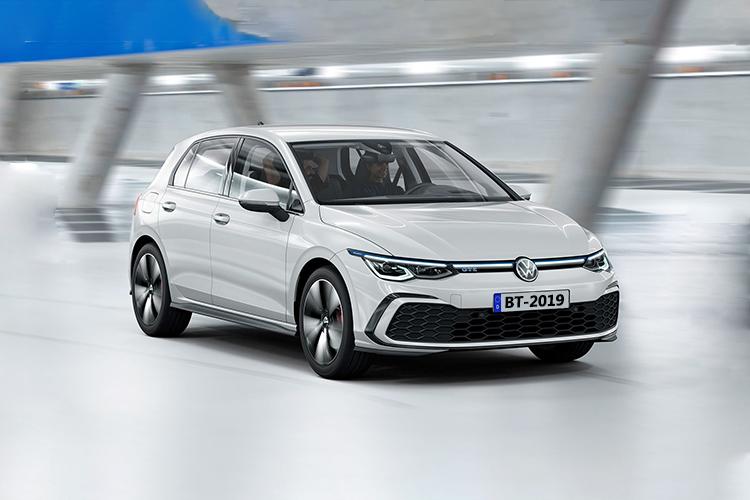Volkswagen Golf 8 tecnologia marca