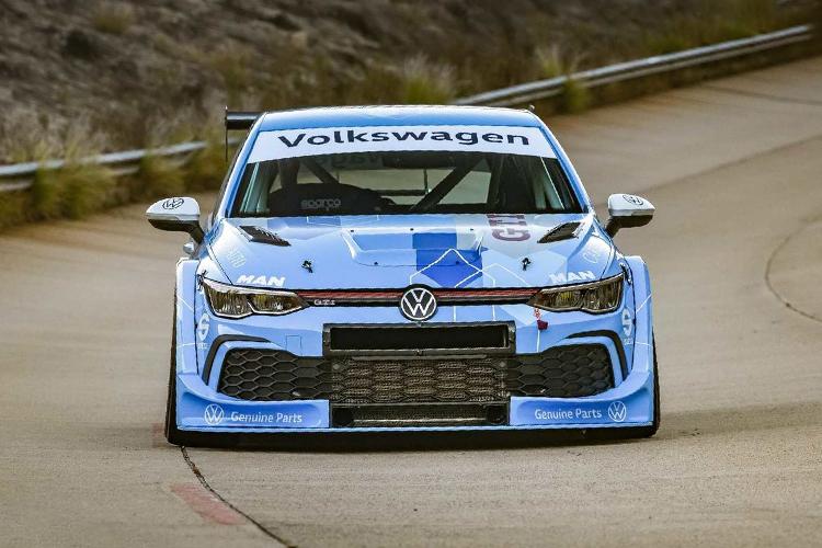 Volkswagen Golf GTI GTC diseño