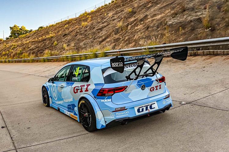 Volkswagen Golf GTI GTC tecnología