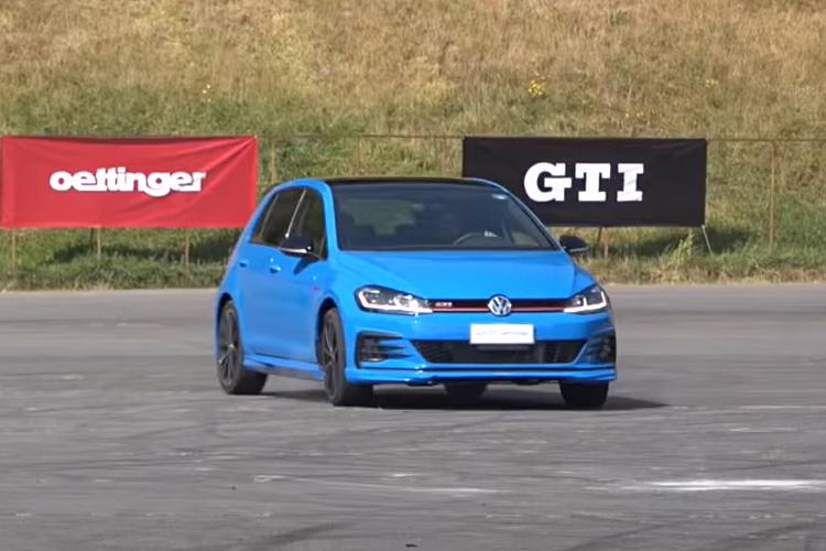 Volkswagen Golf GTI Oettinger nueva variante disponible en México equipamiento tecnología innovaciones